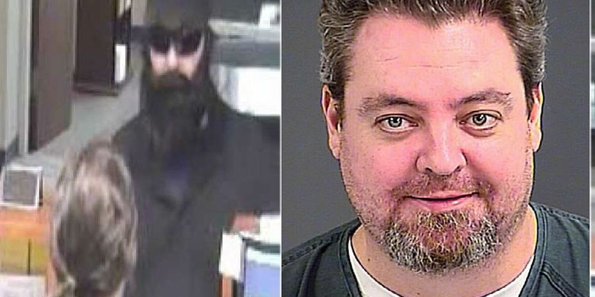 Bluffton man accused in SC, Ga. bank robberies charged with W. Ashley robbery