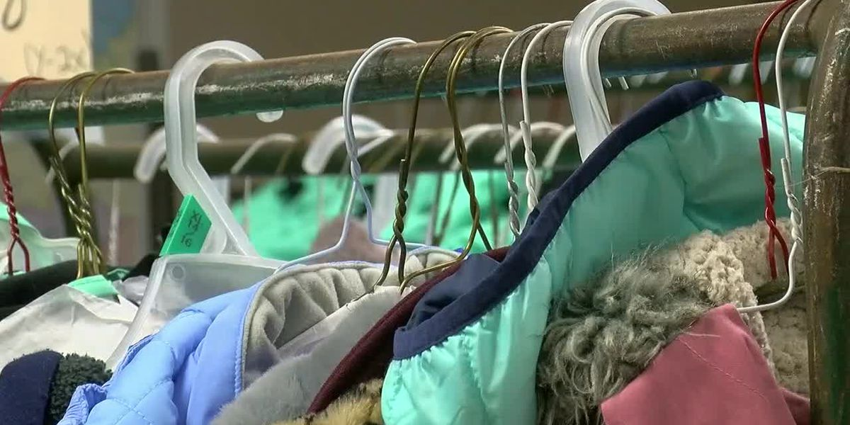 Christmas 'give back', coat drive Saturday to help kids in low-income communities