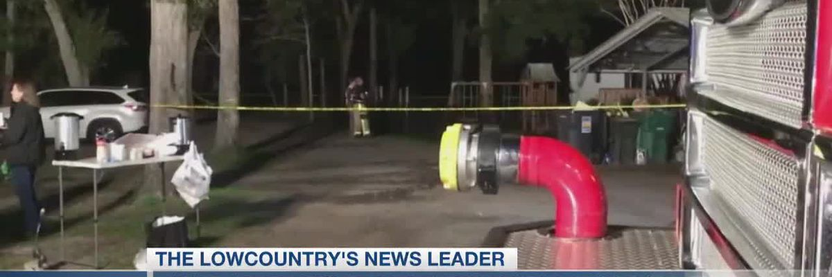 VIDEO: 1 dead, 2 critically injured in Beaufort Co. fire