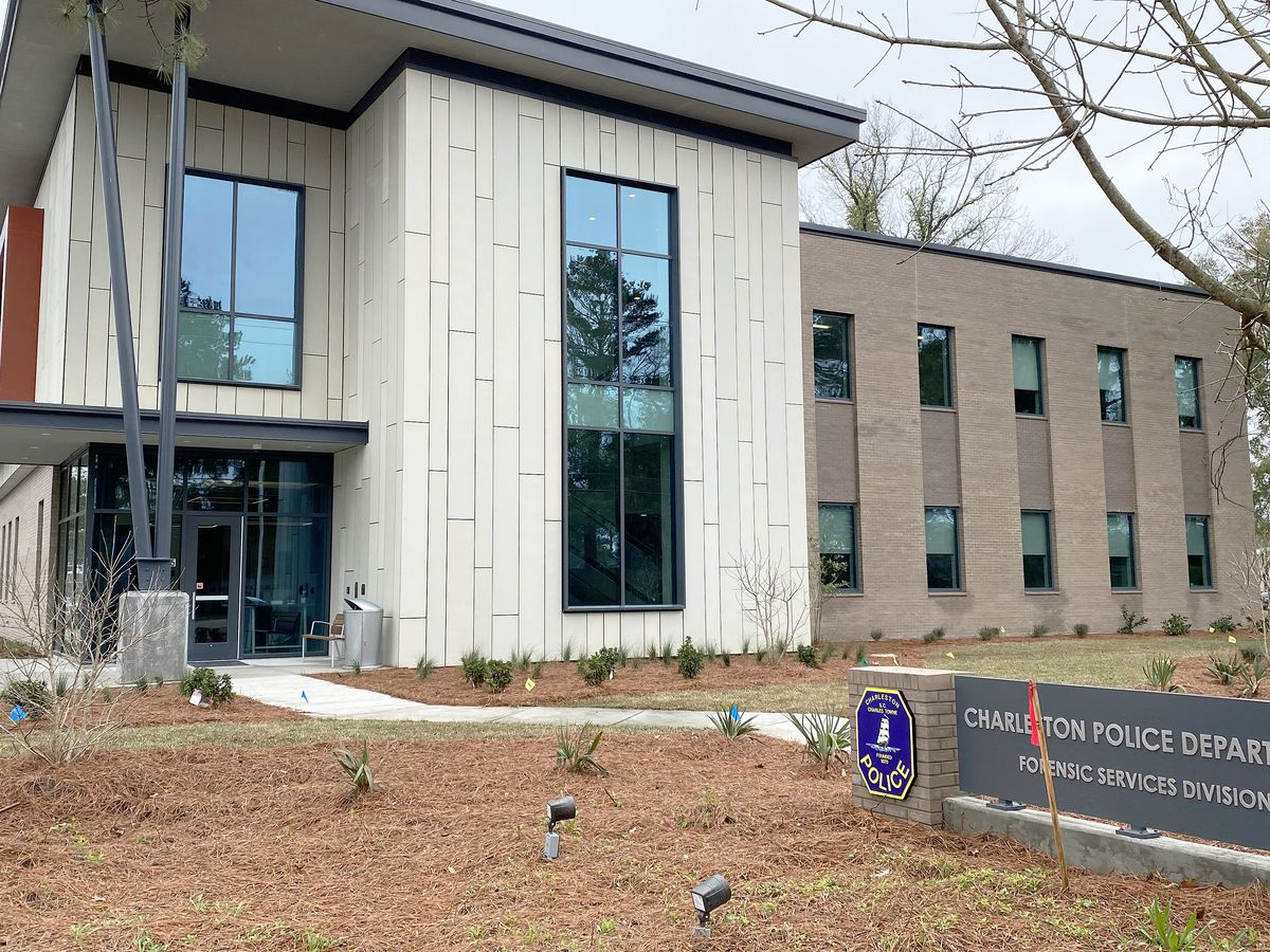 New Charleston Police forensic services facility expediting investigations
