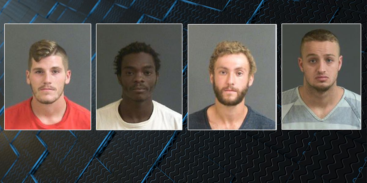 North Charleston home invasion investigation leads to drugs, weapons and stolen goods