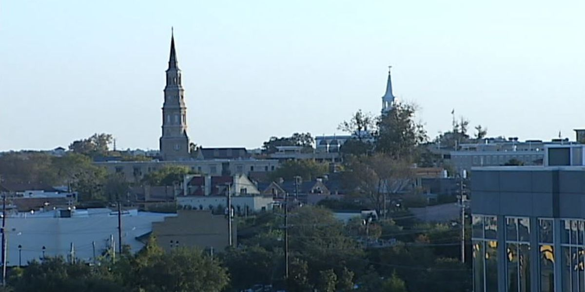 Group holding discussion about gentrification concerns in Charleston Neck area
