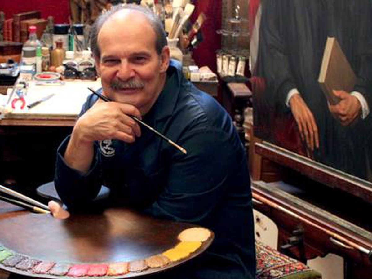 Nationally acclaimed portrait artist from SC dies from natural causes