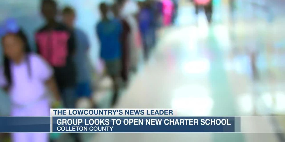 VIDEO: New charter school in Colleton County school expected to open in 2021