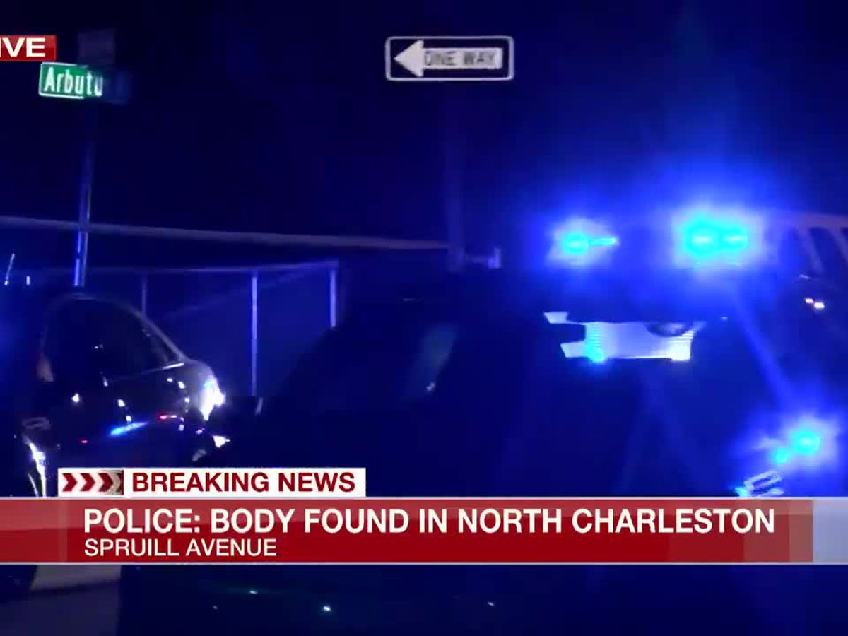 Police investigating after body found in North Charleston