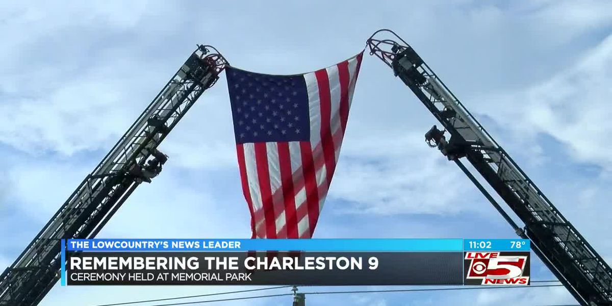 Charleston 9 Memorial honors firefighters lost twelve years ago