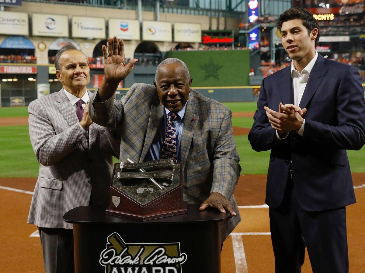 Hank Aaron, baseball's one-time home run king, dies at 86