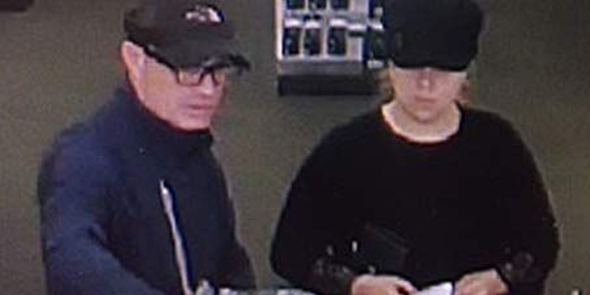 Charleston Police searching for couple in credit card theft investigation