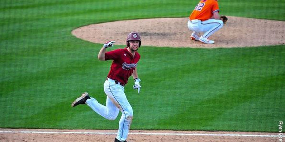 Eyster Times Two: Walkoff Lifts South Carolina Past Clemson