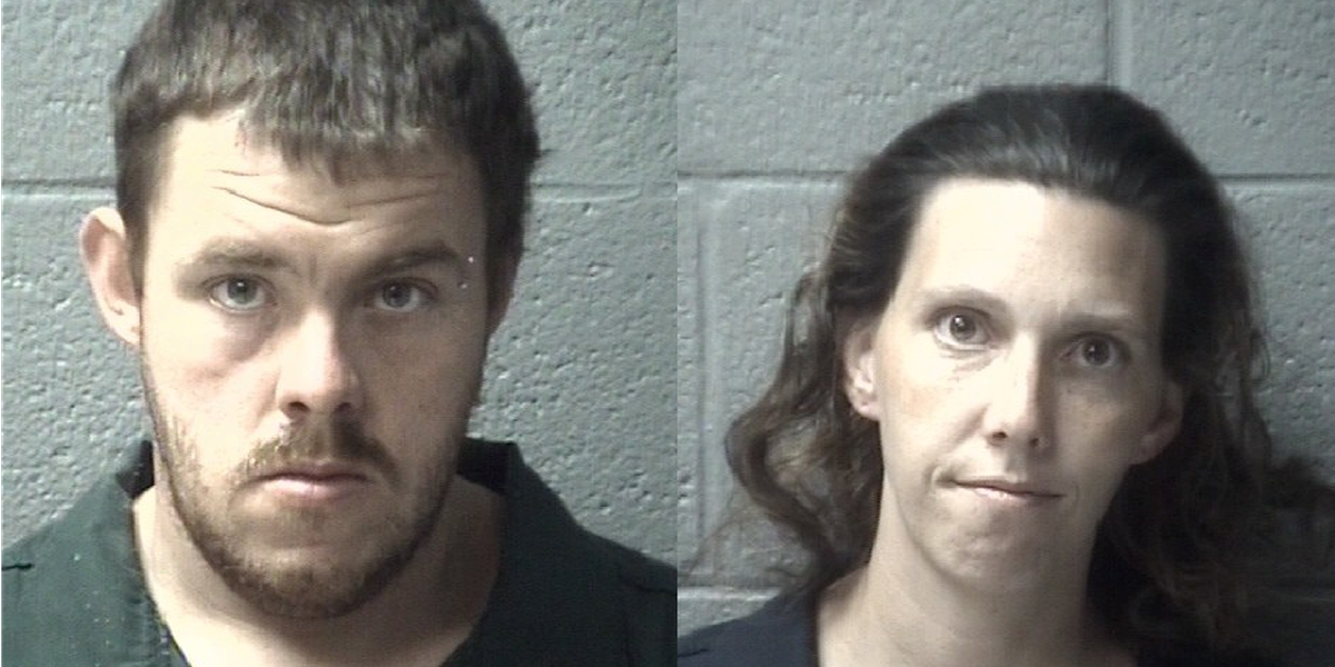Couple arrested after deputies recover stolen trailer, $15,000 in equipment