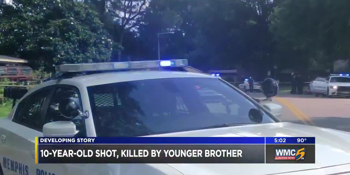 10-year-old accidentally shot, killed by younger brother
