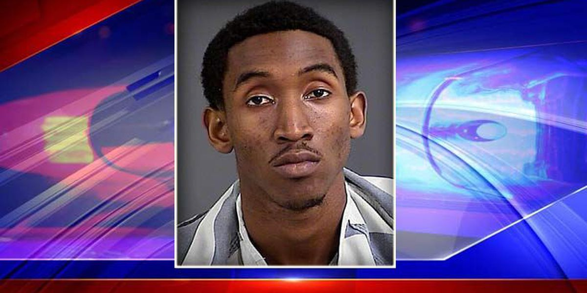 Police: Man arrested in weekend Park Circle shooting