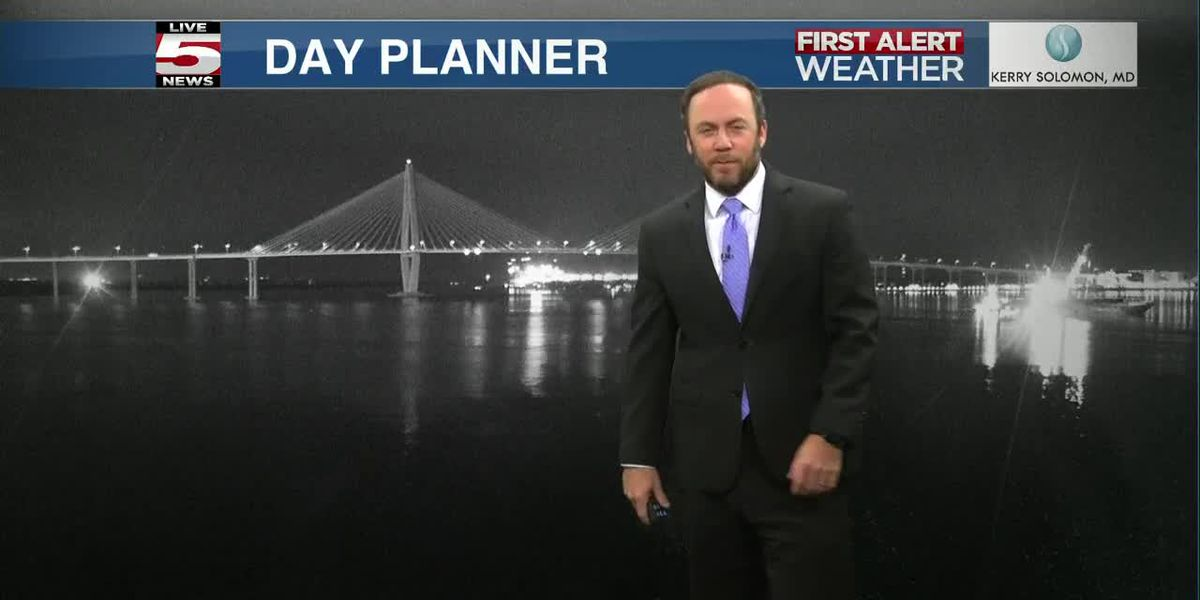 VIDEO: Your Thursday forecast