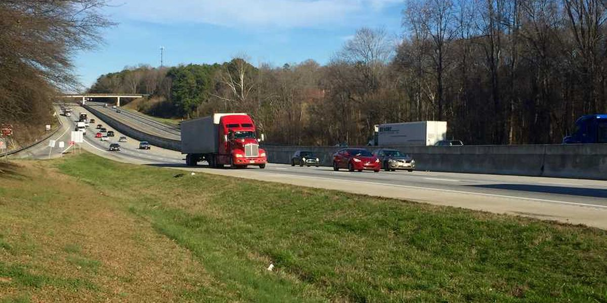 South Carolina bill would get slow drivers out of left lane