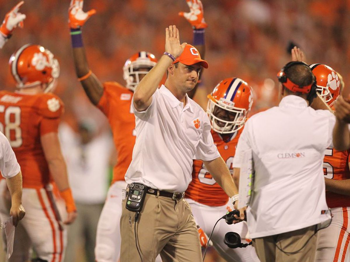 USF hires longtime Clemson assistant Scott as head coach