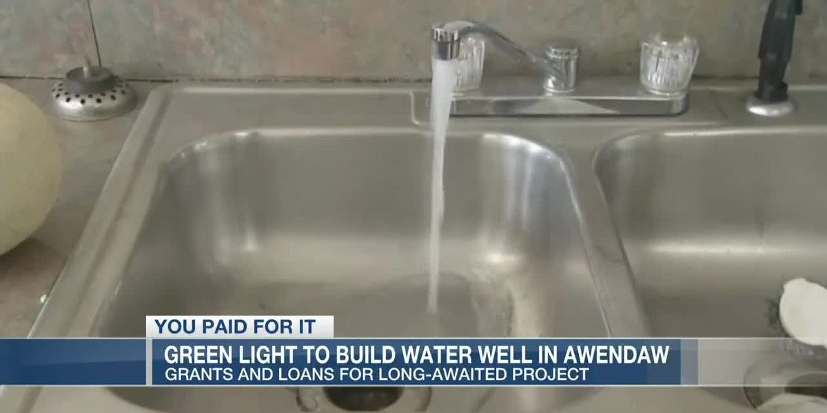 VIDEO: You Paid For It: New water well in Awendaw coming soon