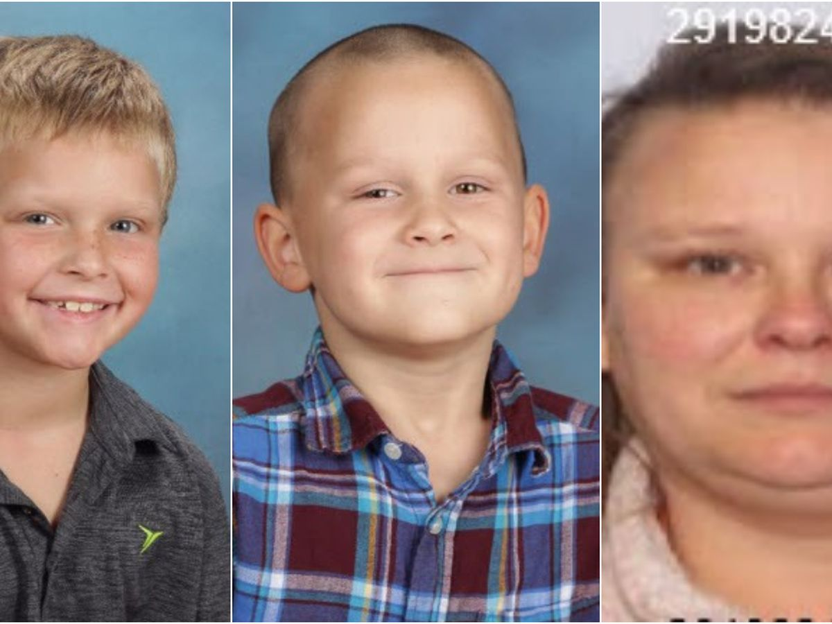 Officials: Missing boys from Aiken found safe with mother in Florida