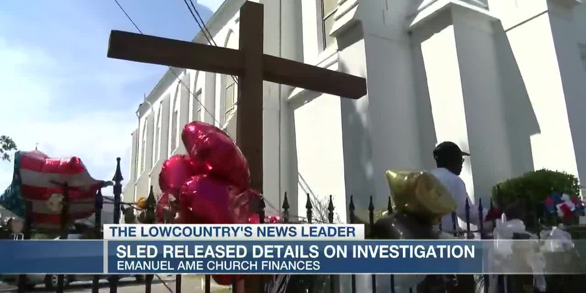 VIDEO: Questions remain after SLED releases details of investigation into Emanuel AME church finances