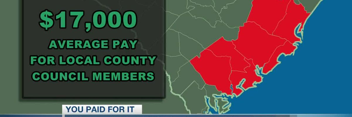 VIDEO: You Paid For It: Councilmember salaries throughout S.C.