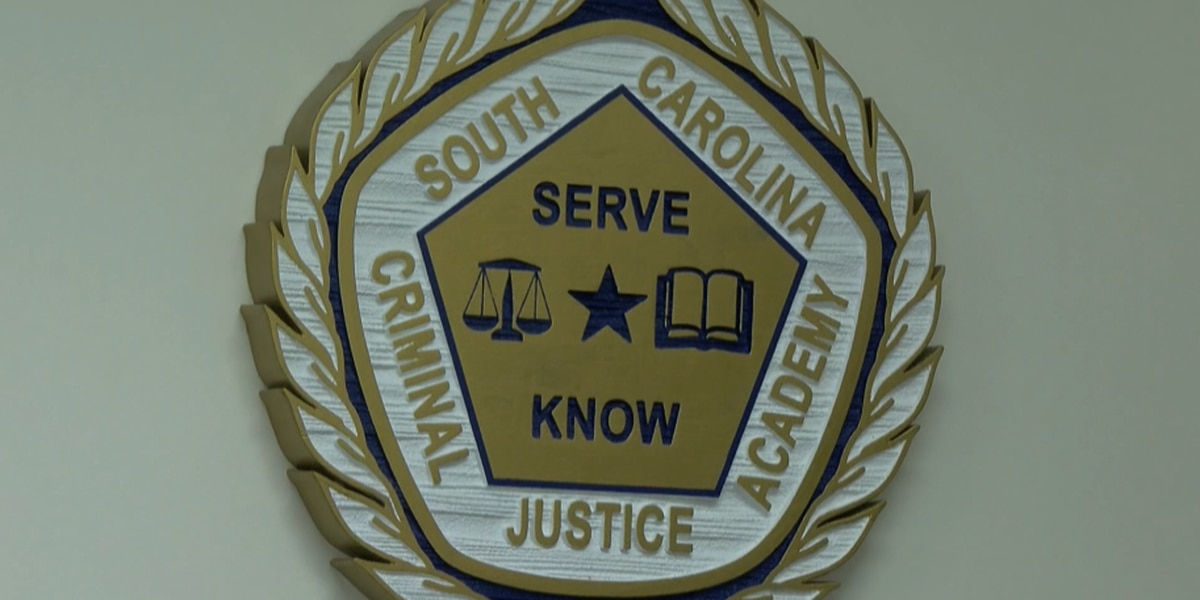 COVID-19 pandemic leads to lower funding for police training in South Carolina
