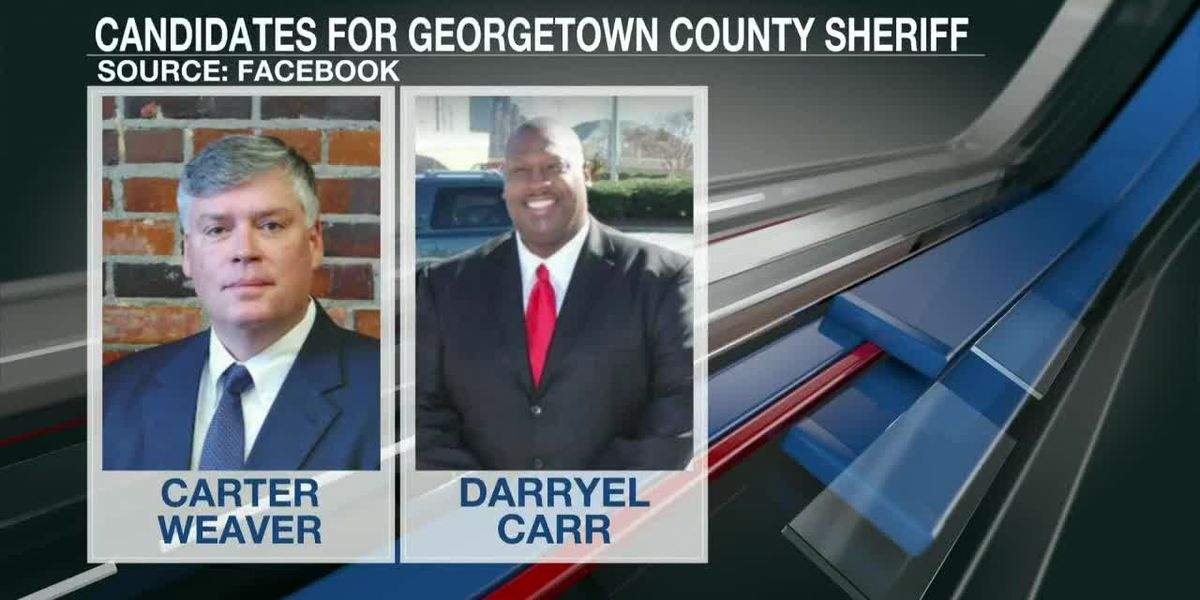 VIDEO: Tuesday's primary for Georgetown sheriff will decide sole name on official ballot