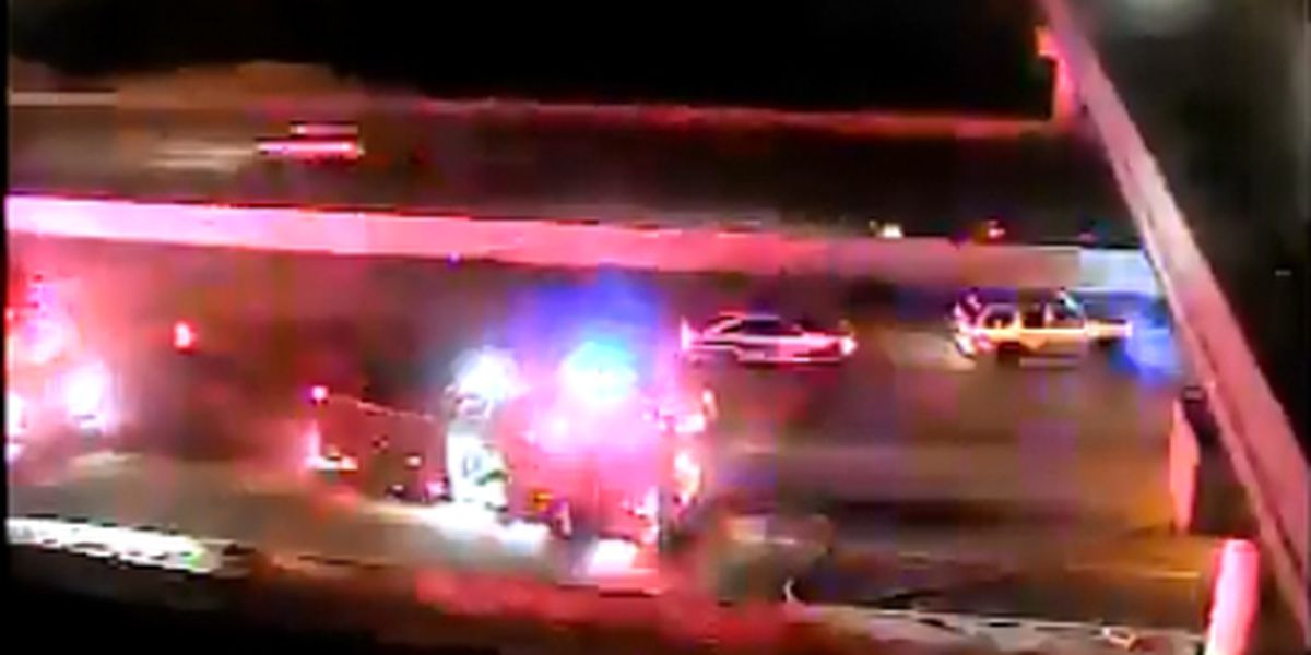 I-26 EB lanes reopened following accident near Aviation Avenue