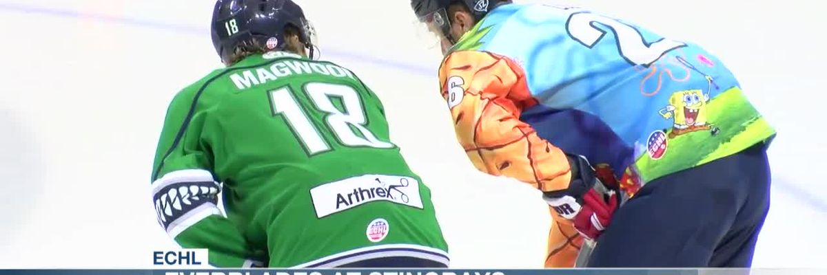 VIDEO: Blades Use Early Push To Get By Rays