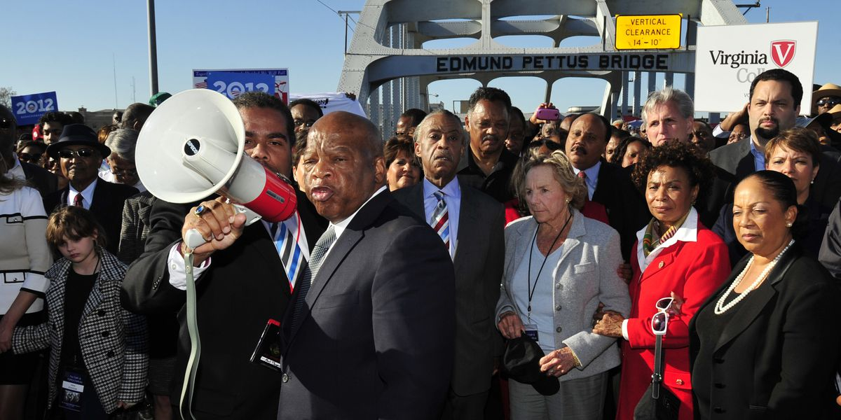 Bloody Sunday memorial to honor late civil rights giants