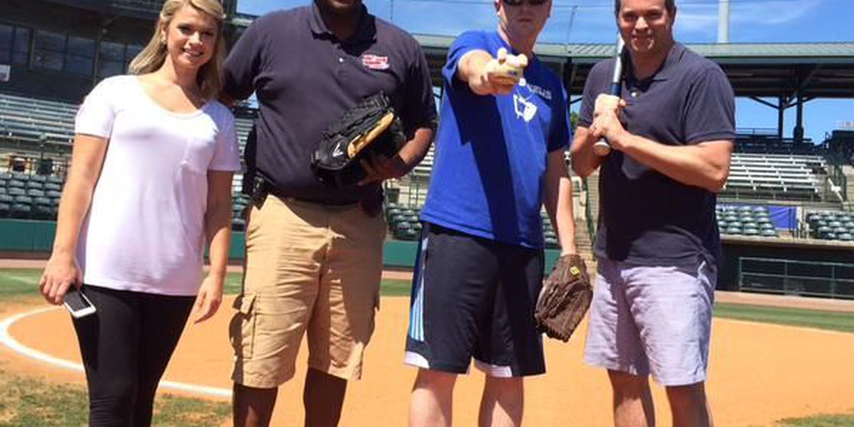 Meet the Live 5 gang at the RiverDogs game on June 20