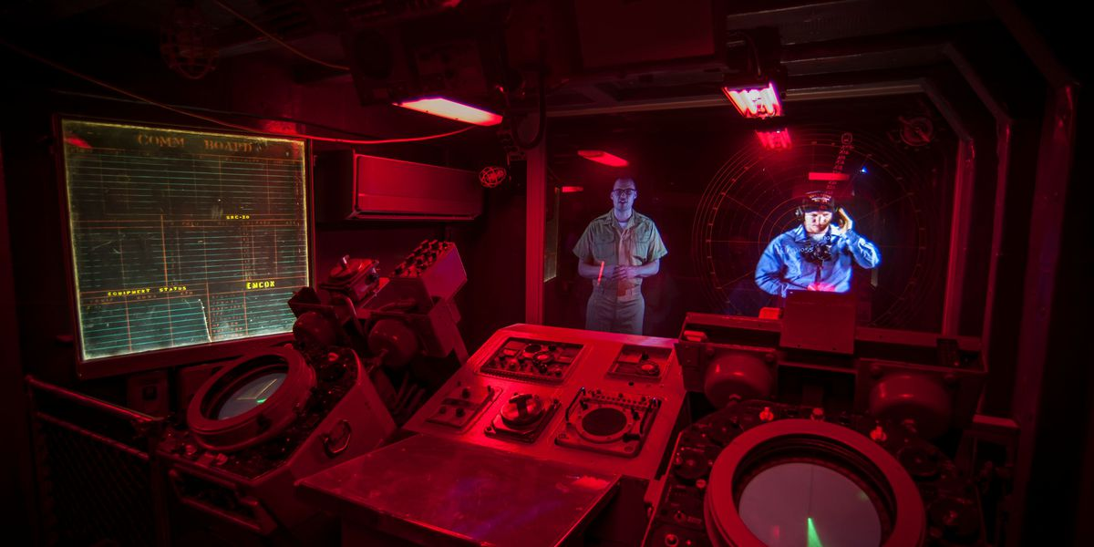 Cold War experience coming to Patriots Point