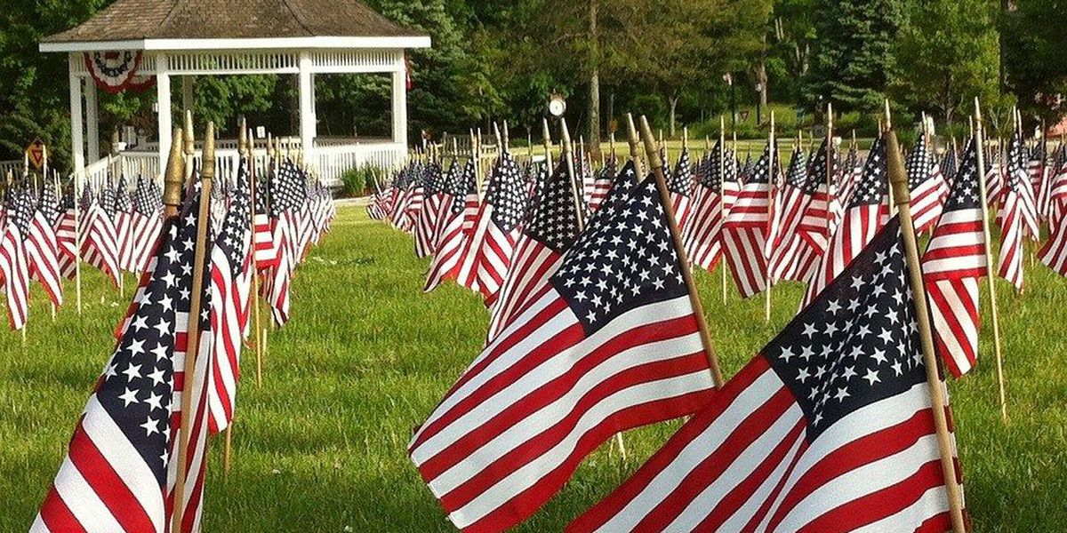 Memorial Day events being held in the Lowcountry