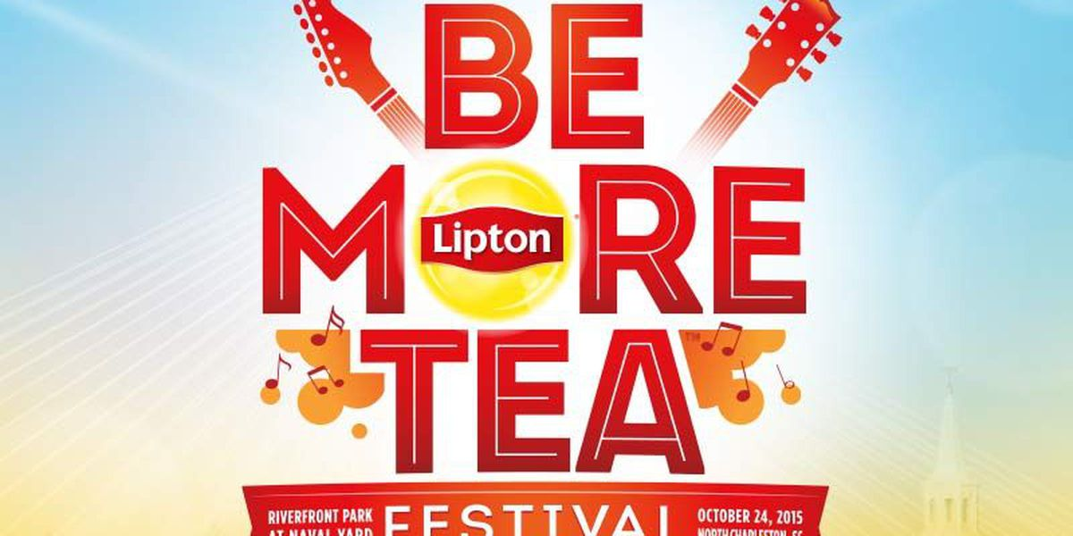 """""""Be More Tea"""" Festival coming to Charleston"""