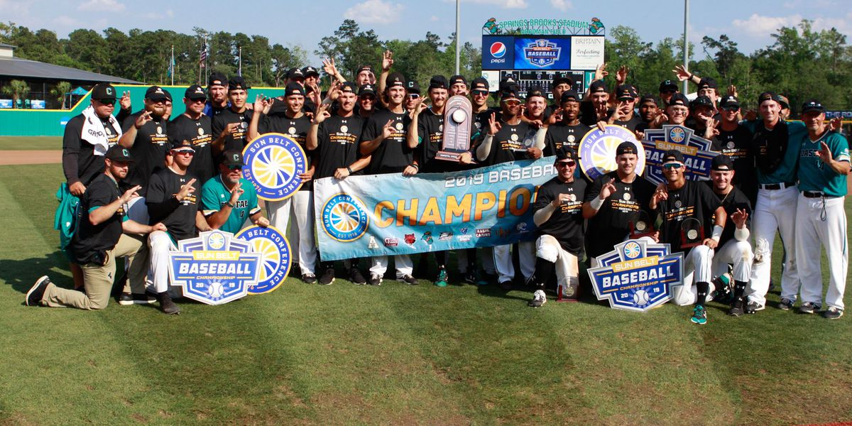 Repeat Complete: Chants Down Eagles 9-7 in Sun Belt Title Game