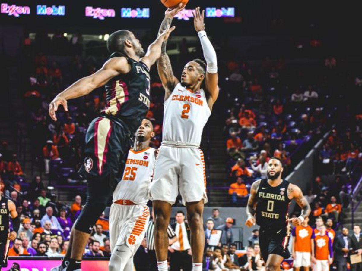 Tigers Fall to Seminoles, 77-64