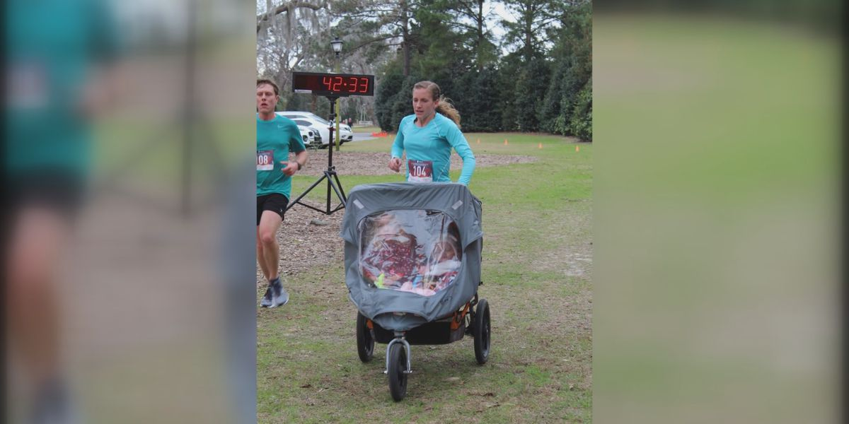 Beaufort Co. woman sets world record
