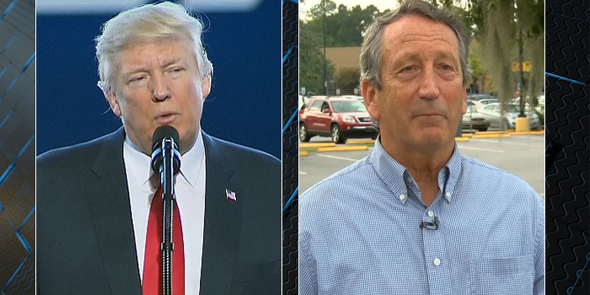 Trump tweets at Mark Sanford again after former SC Gov. announces challenge in 2020