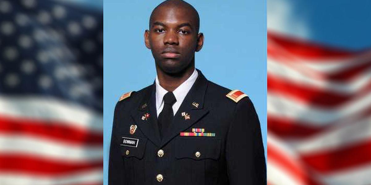 Spartanburg soldier dies in Afghanistan, DOD says