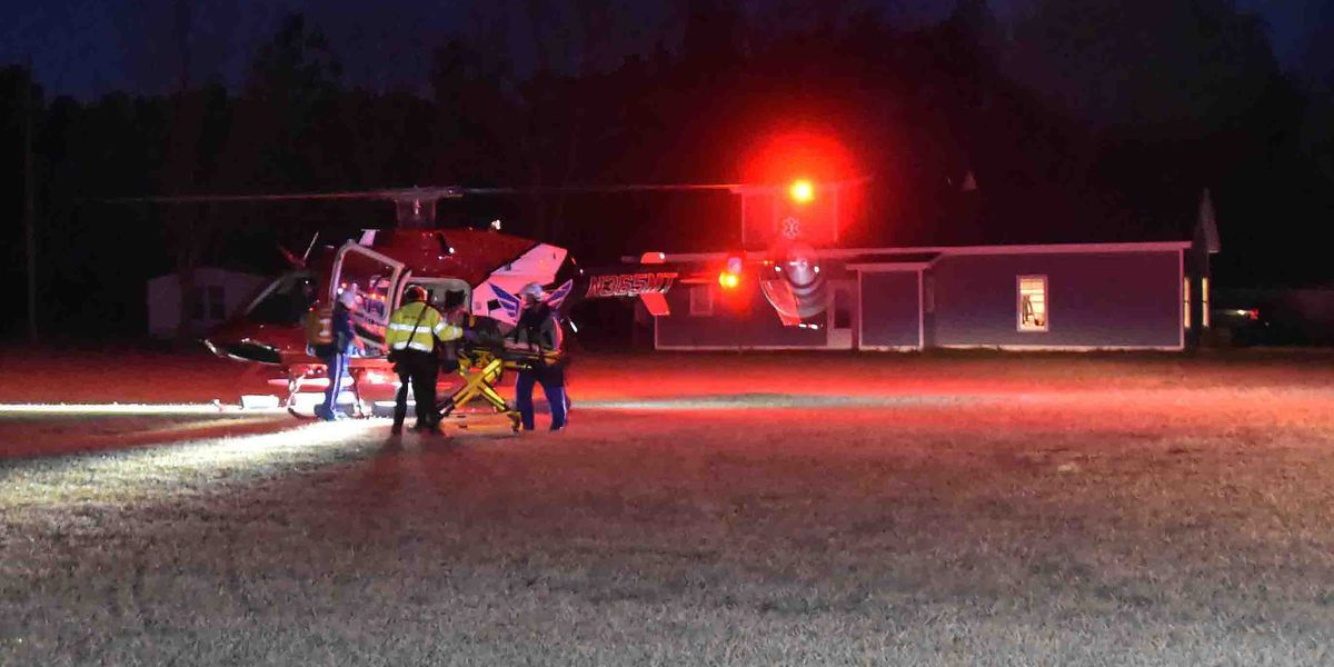 Man suffers serious injuries after ATV flips over and lands on him in Colleton Co.