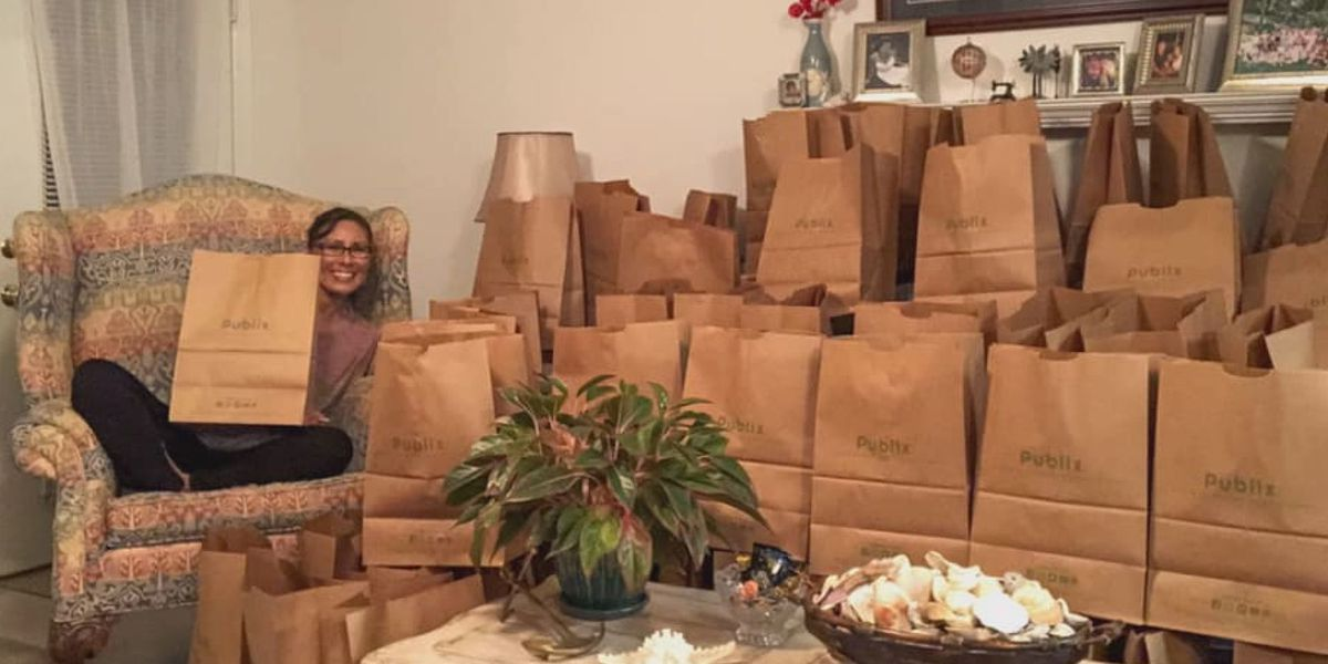 Lowcountry Strong: A birthday goal to fill 52 bags of groceries for people in need