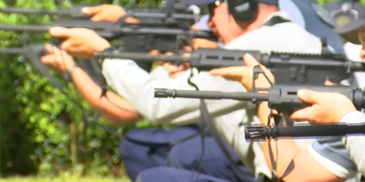 SC Highway Patrol issuing high-powered rifles to troopers
