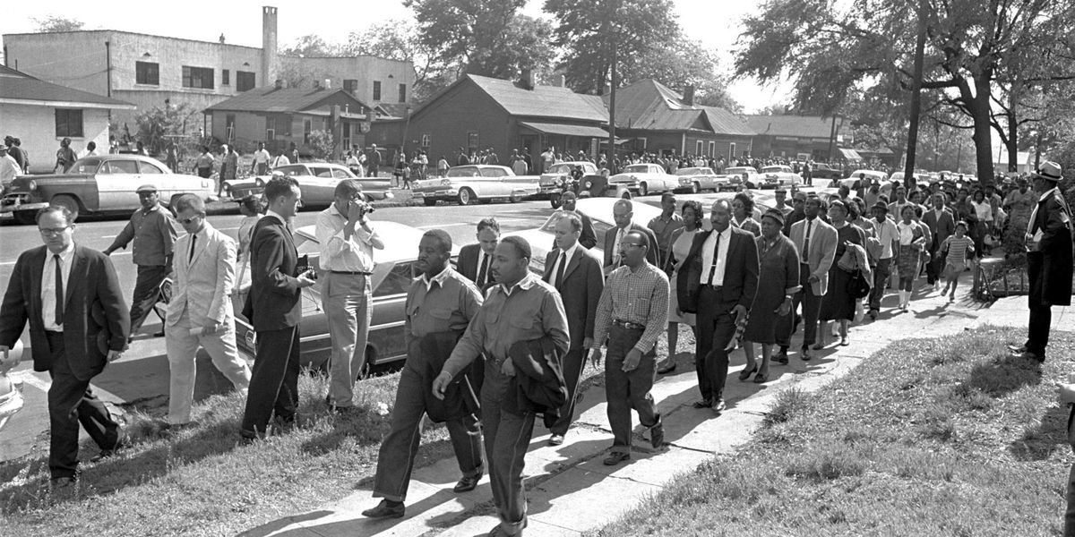 'Foot soldiers' of Birmingham to BLM: 'Keep on keeping on'