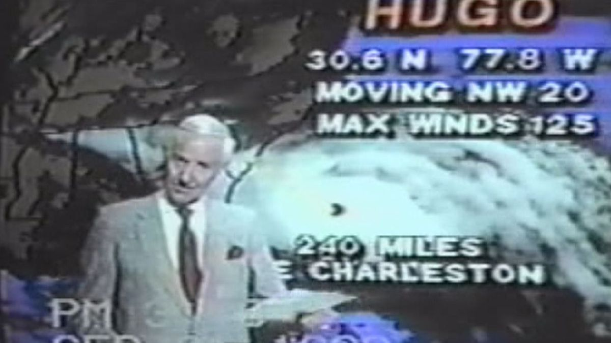 The changing face of forecasting since Hurricane Hugo