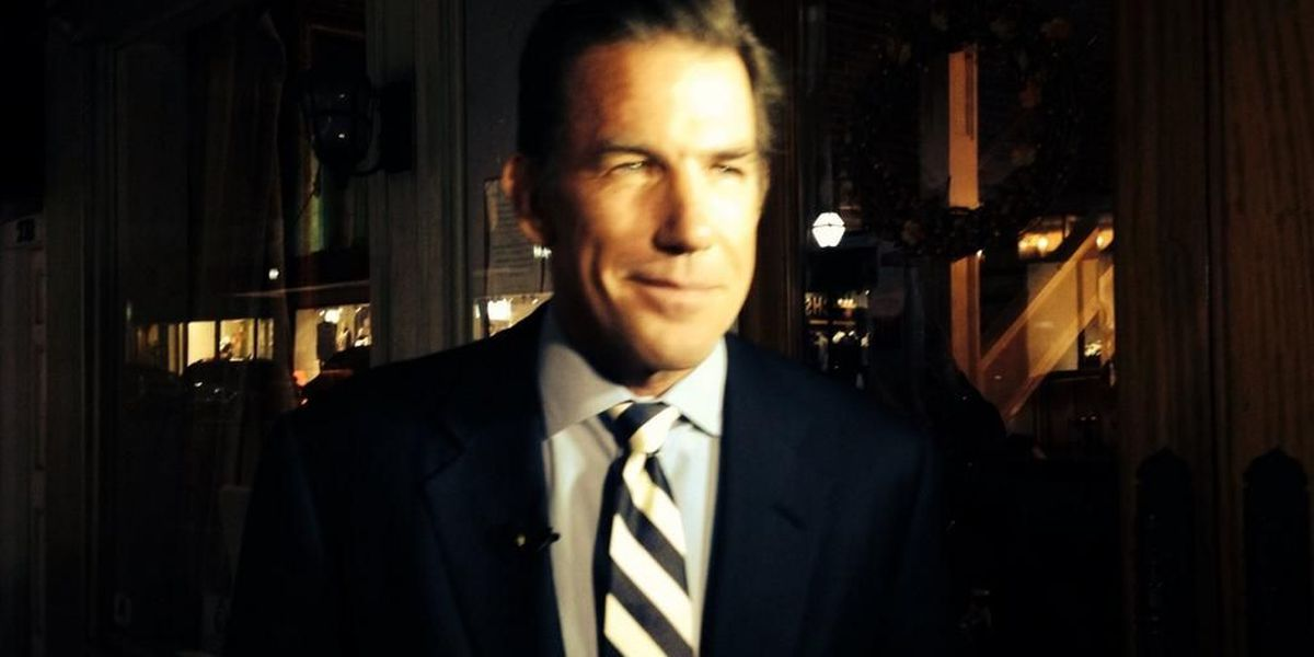 Report: Thomas Ravenel head-butted at Charleston bar, threatens to sue city