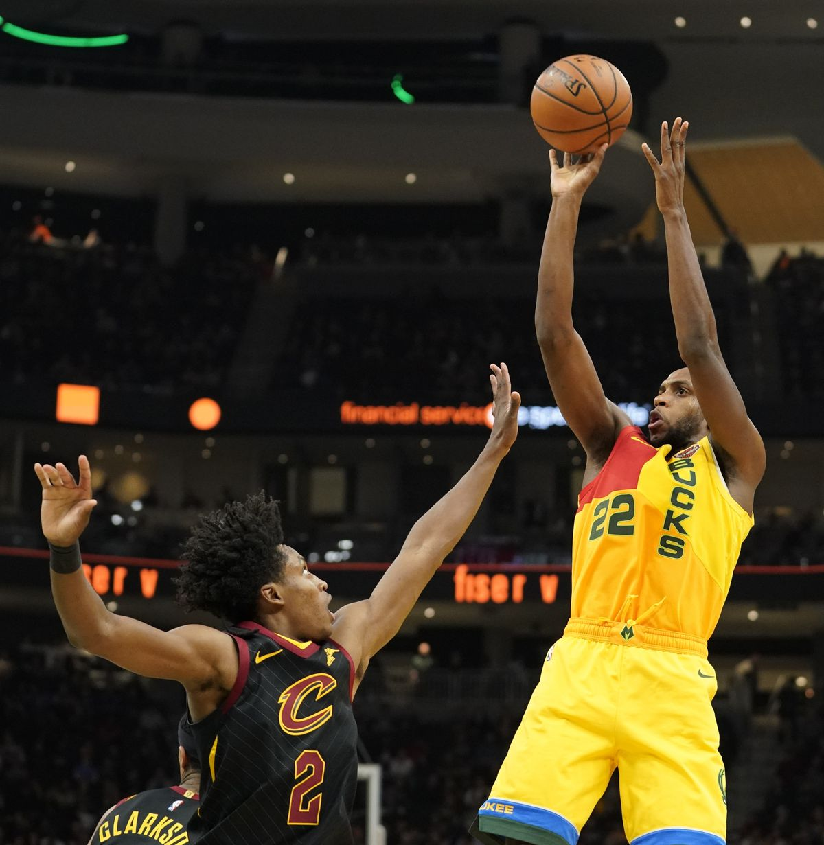 Khris Middleton Selected To 2019 NBA All-Star Game