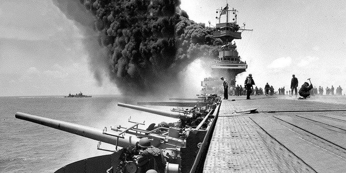 Battle of Midway survivors will share memories at Patriots Point