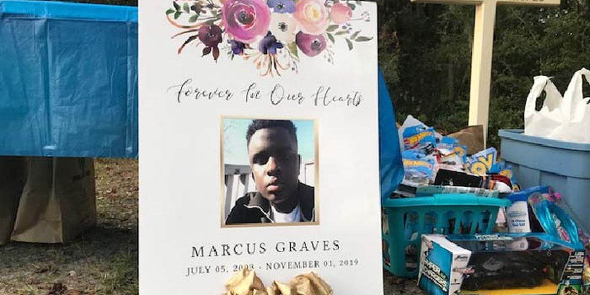 Family holds vigil, seeking answers in 16-year-old's suspicious death