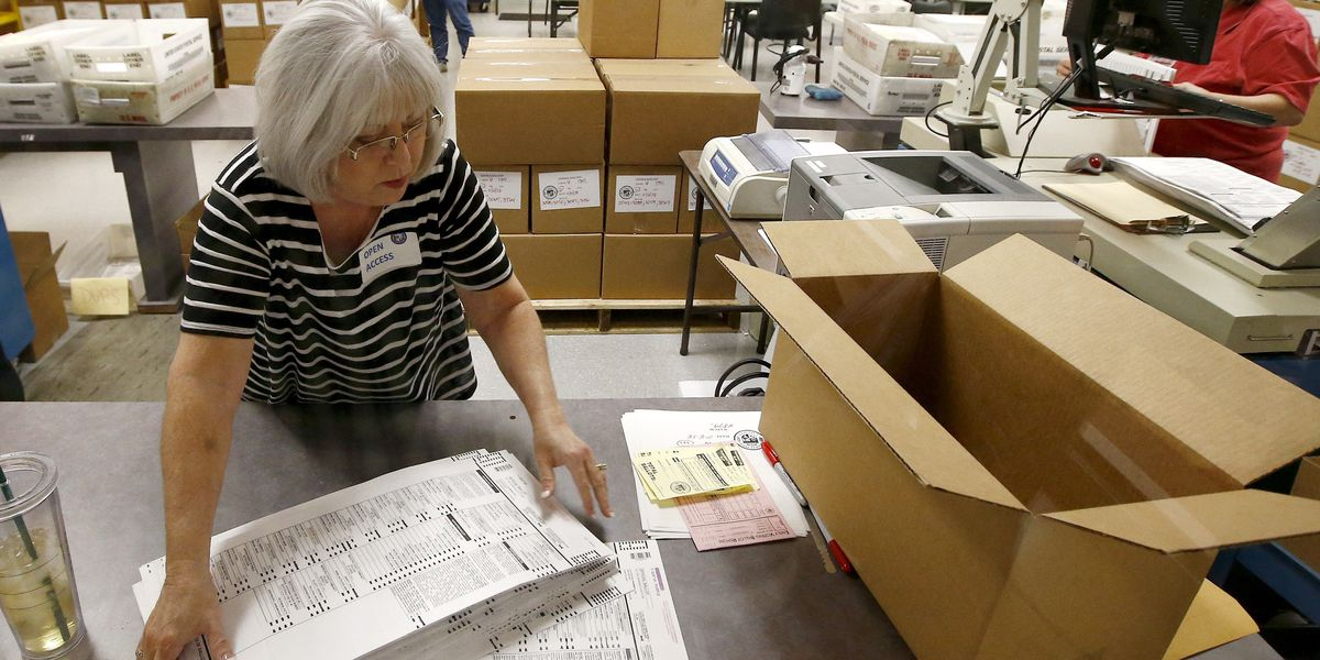 Nothing unusual about vote count in Arizona dragging on