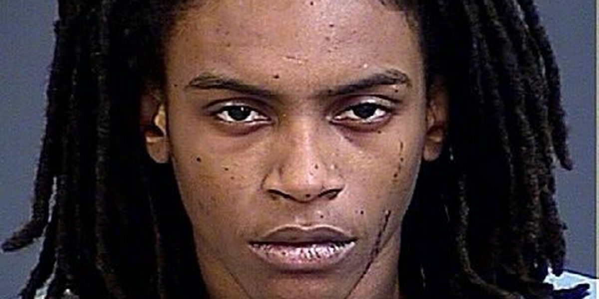 Man charged with armed robbery in N. Charleston motel shooting