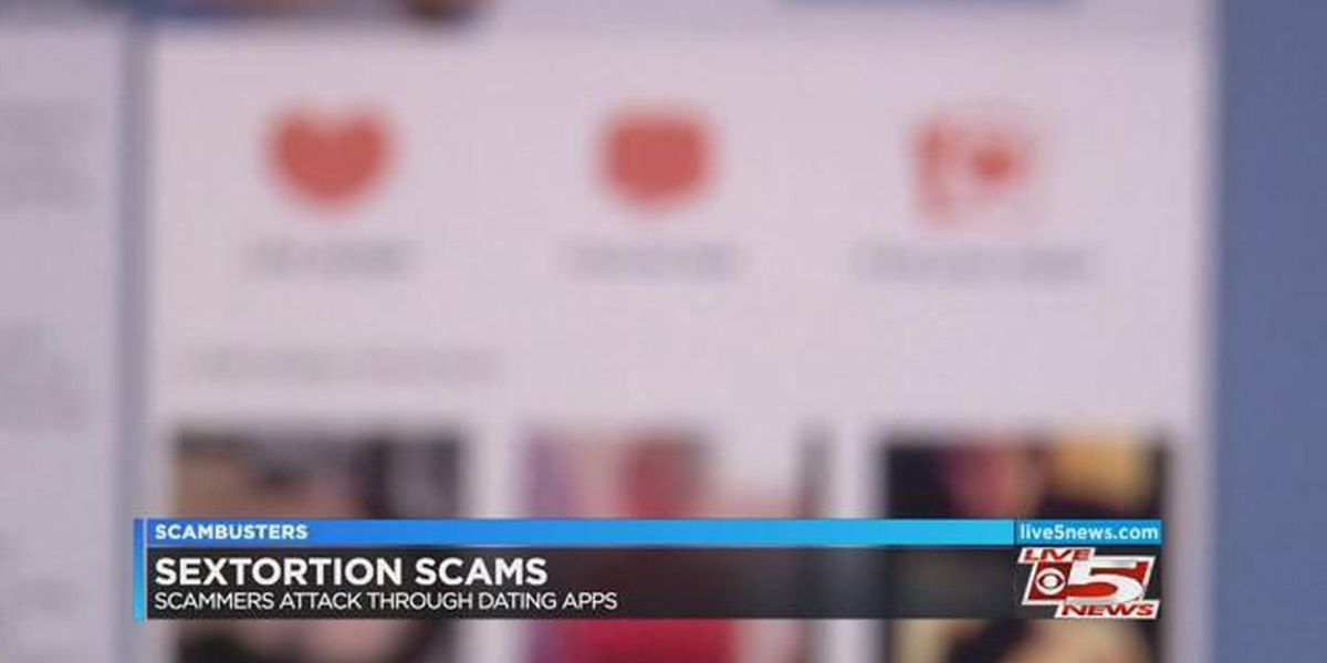 Live 5 Scambusters: 'Sextortion' scams target online dating apps