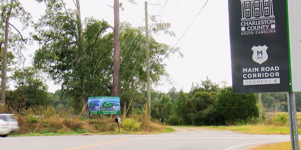 Johns Island group working on plan for safer roads